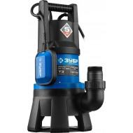 Насос ЗУБР погружной дренажный для грязной воды НПГ-Т3-1300