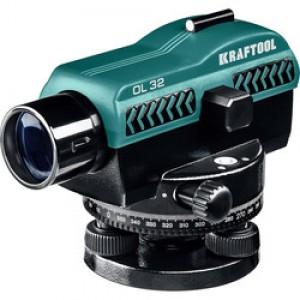 Нивелир оптический KRAFTOOL OL -32, 34520