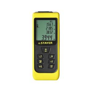 """Дальномер лазерный STAYER """"MASTER"""" MAX-Control 50м, 34957"""