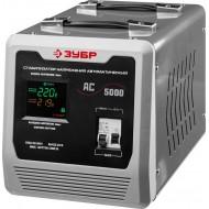 Стабилизатор напряжения ЗУБР АС 5000, 59380-5