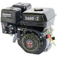 Двигатель BRAIT BR202Р20 (168F-2) 6.5 л.с