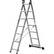Лестница-трансформер СИБИН двухсекционная 7 ступеней