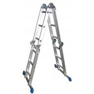 Лестница-трансформер СИБИН 4 х 3 ступ