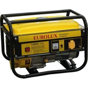 Генератор Eurolux G-4000А 3.0кВт