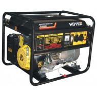 Генератор HUTER DY6500L  5,0 кВт