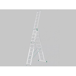 Лестница стремянка ALVE 3x9