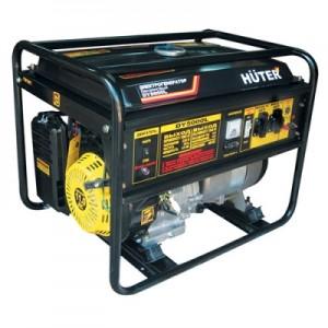 Генератор HUTER DY5000L  4,0 кВт