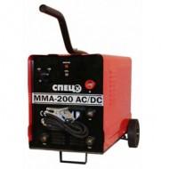 Аппарат сварочный СПЕЦ-ММА200 AC-DC